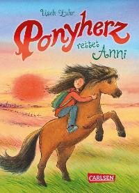 Cover Ponyherz 10: Ponyherz rettet Anni