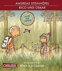 Cover Rico Gesamtausgabe, Band 1 - 3 (Rico und Oskar )