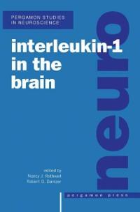 Cover Interleukin-1 in the Brain