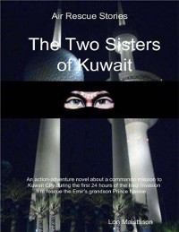 Cover Two Sisters of Kuwait: Air Rescue Stories