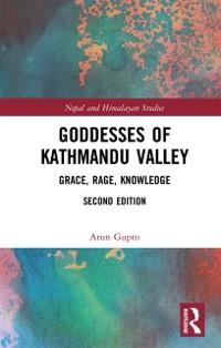 Cover Goddesses of Kathmandu Valley