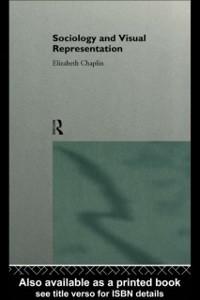 Cover Sociology and Visual Representation