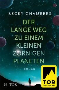 Cover Der lange Weg zu einem kleinen zornigen Planeten