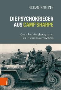 Cover Die Psychokrieger aus Camp Sharpe