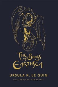Cover Books of Earthsea: The Complete Illustrated Edition