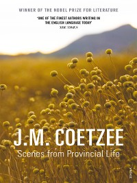 Cover Scenes from Provincial Life