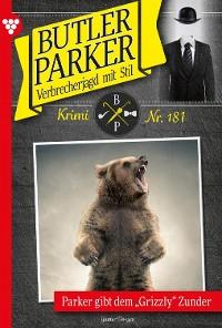 Cover Butler Parker 181 – Kriminalroman