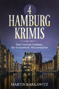 Cover 4 Hamburg Krimis