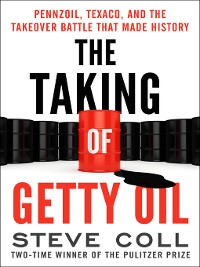 Cover The Taking of Getty Oil