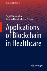 Cover Applications of Blockchain in Healthcare