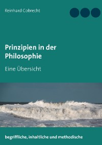 Cover Prinzipien in der Philosophie