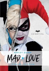 Cover DC Comics novels - Harley Quinn: Mad Love