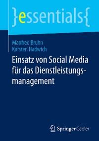 Cover Einsatz von Social Media für das Dienstleistungsmanagement