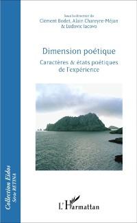 Cover Dimension poetique