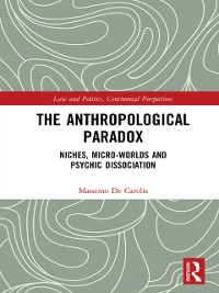 Cover Anthropological Paradox