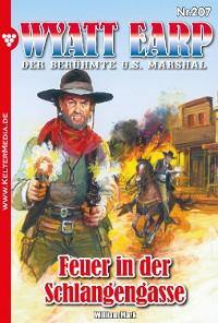 Cover Wyatt Earp 207 – Western