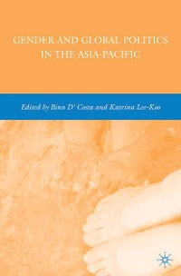 Cover Gender and Global Politics in the Asia-Pacific