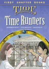 Cover Read with Biff, Chip and Kipper Time Chronicles: First Chapter Books: The Time Runners