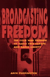 Cover Broadcasting Freedom