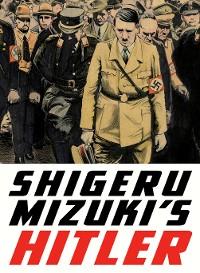 Cover Shigeru Mizuki's Hitler