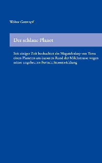 Cover Der schlaue Planet