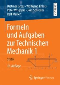 Cover Formeln und Aufgaben zur Technischen Mechanik 1