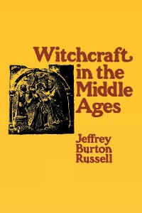Cover Witchcraft in the Middle Ages