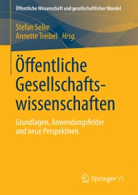 Cover Öffentliche Gesellschaftswissenschaften
