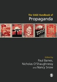 Cover The SAGE Handbook of Propaganda
