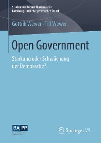 Cover Open Government