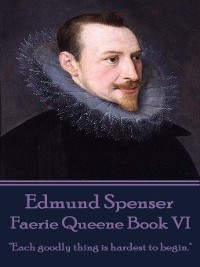 Cover The Faerie Queene Book VI