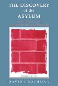 Cover Discovery of the Asylum