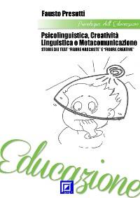 Cover PsicoLinguistica. Creatività Linguistica e Metacomunicazione