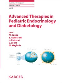 Cover Advanced Therapies in Pediatric Endocrinology and Diabetology