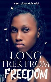 Cover Long Trek From Freedom