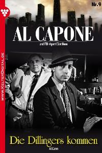 Cover Al Capone 9 – Kriminalroman