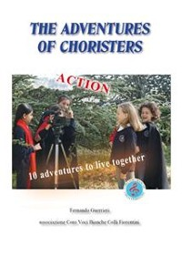 Cover The Adventures of the Choristers