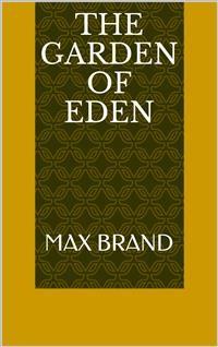 Cover The Garden of Eden