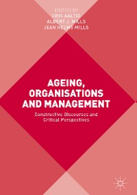 Cover Ageing, Organisations and Management