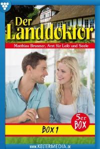 Cover Der Landdoktor 5er Box 1 – Arztroman