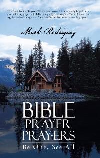 Cover Bible Prayer Pray-Ers