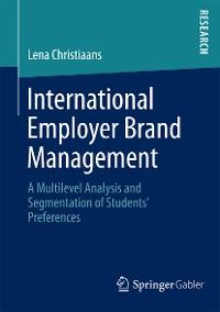 Cover International Employer Brand Management