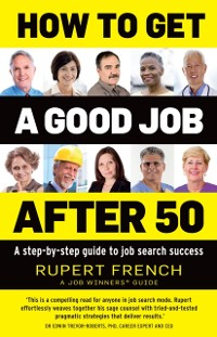 Cover How to Get a Good Job After 50