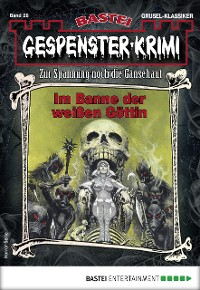 Cover Gespenster-Krimi 28 - Horror-Serie