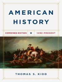 Cover American History, Combined Edition