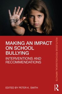 Cover Making an Impact on School Bullying
