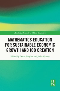Cover Mathematics Education for Sustainable Economic Growth and Job Creation