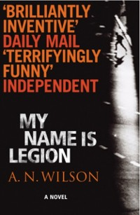 Cover My Name Is Legion