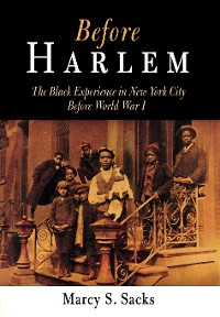 Cover Before Harlem