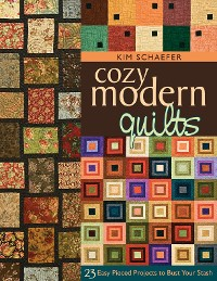 Cover Cozy Modern Quilts